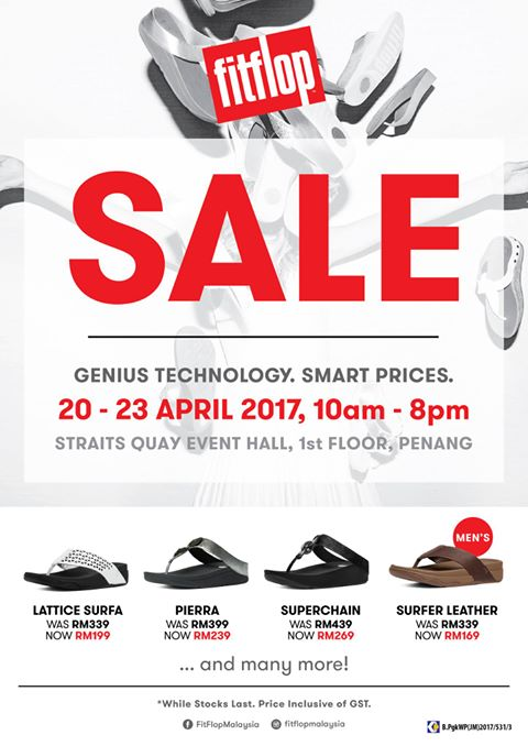 FitFlop Malaysia Sales! -