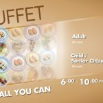 Sushi King Special Buffet Eat All You Can Eat Deal Is Back!