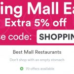 Fave by Groupon Offer Shopping Mall Eateries Deal!