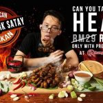 All You Can Eat Delicious Spicy Pork Satay & More at RM25 Only!