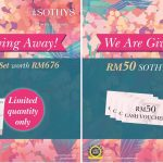 FREE Sothys Cash Voucher or Product worth RM676 Giveaway!