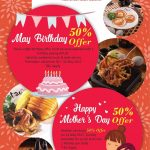 Tao Authentic Asian Cuisine Offer 50%off Deal!