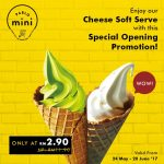 PABLO Mini Offer Cheese Soft Serve Special Deal!