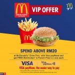 FREE McDonald's McChicken And French Fries (m) Giveaway!