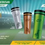 FREE Milo Limited Edition Thermos Bottle!