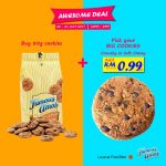 Famous Amos Offer RM0.99 Awesome Deal!