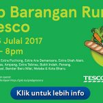 FREE Grab Groceries With Tesco!