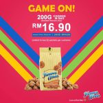 Famous Amos Offer Special Deal at RM16.90 only! – 特优惠价!