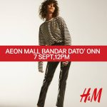 FREE H&M Exclusive Tote Bag and H&M Shopping Voucher Giveaway! – 免费H&M独家手提袋和H&M购物券赠品!