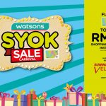 FREE RM50 Watsons Shopping Voucher Giveaway! – Watsons送出RM50的购物券!