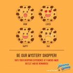 FREE Famous Amos Mystery Gifts Giveaway! – 免费Famous Amos神秘礼物赠品!