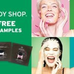 FREE The Body Shop Face Mask Sample Giveaway! – 免费面膜试用样品!