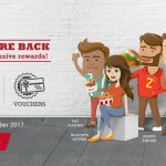 KFC Kakis Are Back,  FREE KFC Discount Vouchers or Merchandise! – 免费肯德基优惠券或周边商品!