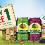 Somersby Malaysia Buy 1 FREE 1 Deal! – Somersby 苹果酒买一送一优惠!