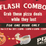Pizza Hut The Hottest Pizza Deals! – Pizza Hut最畅销比萨优惠!