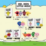 FREE McDonald's Mr Men Little Miss Book or Toy Giveaway! – 免费麦当劳Mr Men Little Miss图书或玩具赠品!