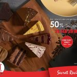 Secret Recipe Malaysia Offer 50% off Deal! – Secret Recipe蛋糕半价优惠促销!