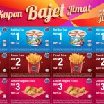 FREE Marrybrown Bajet Jimat Coupon Giveaway! – 免费下载Marrybrown优惠固本!