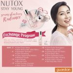 FREE Nutox Renewing Treatment Lotion 150ml Giveaway! – 免费Nutox护肤原装赠品!