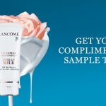 FREE Lancôme UV Expert Tone Up Milk Sample Giveaway!- 免费Lancôme UV提亮素顏霜样品!