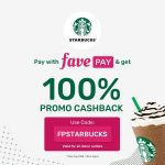 Starbucks 100% Promo Cash Back Deal! – 星巴克100%回扣现金优惠!