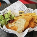 Free Manhattan Dory 'N Chips Giveaway! – 请你吃免费西餐鱼片!