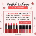 A'pieu Lipstick Exchange Deal! – A'PIEU口紅兑换优惠促销!