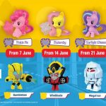 FREE McDonald's Happy Meal Toys Collection! – 免费麦当劳快乐餐玩具收藏!