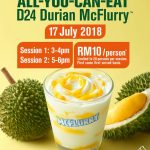 McDonald's All-You-Can-Eat D24 Durian McFlurry! – 麦当劳All-You-Can-Eat D24榴莲冰淇淋!