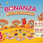 Sushi King RM3 Bonanza Is Back! 寿司一碟仅RM3促销!
