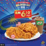 Texas Chicken Malaysia Day Deal Is Back! ~ Texas香脆鸡肉优惠促销回来啦!~