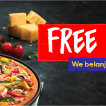 Pizza Hut Buy 1 FREE 1 Deal! – 买一送一比萨!