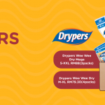 Drypers Sale Is Now Back! – 宝宝纸尿片优惠促销回来啦!