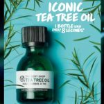 FREE The Body Shop Tea Tree oil Sample Giveaway! – 免费护肤试用样品!