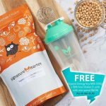 FREE Organic Soy Milk Powder + BPA Free Shaker Worth RM 45.90! 送出豆浆+振动筛!