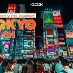 FREE Download The Ultimate 7-day Tokyo Itinerary Guide! 免费下载终极7天东京行程指南!