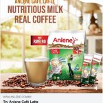 FREE New Anlene Café Latte Sample Giveaway! 免费Anlene拿铁咖啡试喝样品,寄到家!