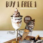 Kiss The Tiramisu Malaysia Offer Buy 1 FREE 1 deal! 买一送一优惠促销!