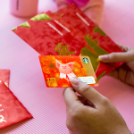 FREE Starbucks Red Packets Giveaway! 免费星巴克红包封!