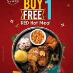 Kenny Rogers Roasters Buy 1 FREE 1 Deal Is Back! KRR烤鸡买一送一优惠回来啦!