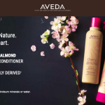 FREE Cherry Almond Shampoo & Conditioner Trial Kit Giveaway! 免费护发素试用样品!