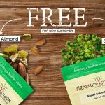 FREE Pistachio Almond Trail Mix & Wasabi Green Peas Snacks Giveaway! 请你吃烘烤美国杏仁开心果综合坚果与芥末青豆 !