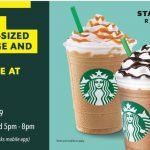 Starbucks Offer Grande Handcrafted Beverage at ONLY RM5 Deal! 星巴克Grande咖啡RM5优惠促销!