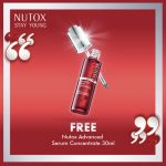 FREE New Nutox Advanced Serum Concentrat Sample Giveaway! 免费护肤样品!