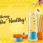 FREE Wild Queen Honey Stick & Whale Water Bottle Giveaway! 免费蜂蜜棒条和水瓶!