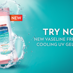 FREE NEW Vaseline Fresh & Fair Cooling UV Gel Lotion Giveaway! 免费Vaseline乳液样品,寄到家!