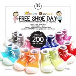 FREE ATTIPAS Baby Shoe Giveaway! 免费ATTIPAS学步鞋!