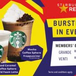 Starbucks Merdeka Special Offer! 星巴克国庆优惠促销!