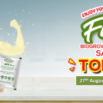 FREE Biogrow HPF-5 PLUS Sample Giveaway! 免费Biogrow HPF-5高蛋白与高纤维粉样品!