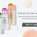 FREE Laneige Focus Active Ampoule Series Sample Giveaway!免费Laneige精华修复霜样品!